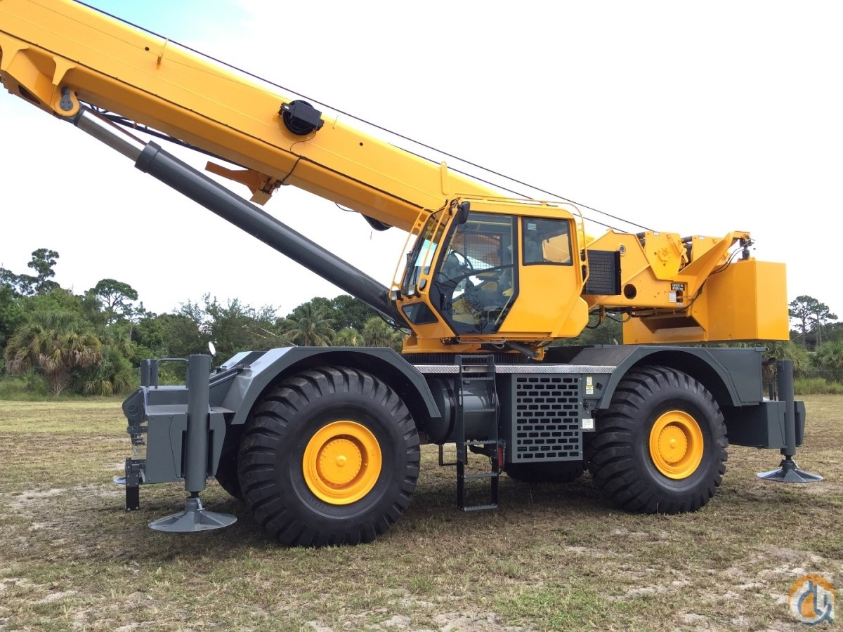 2011 GROVE RT880E 80 TON IN FLORIDA 2 winches 128 plus 56 offsetting bifold jib Crane for Sale in Fort Pierce Florida on CraneNetwork.com