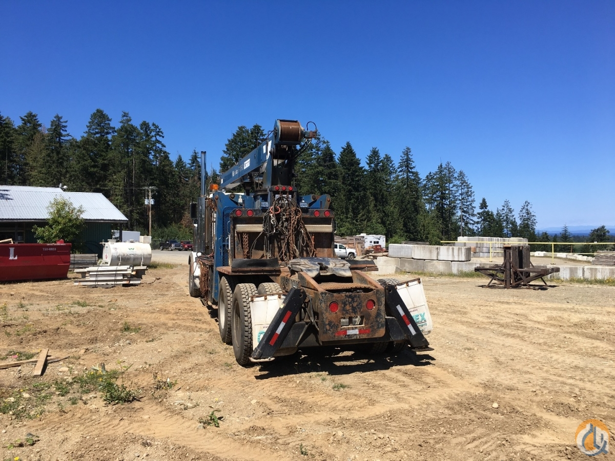 Manitex M1768 Crane for Sale in Victoria British Columbia on CraneNetwork.com