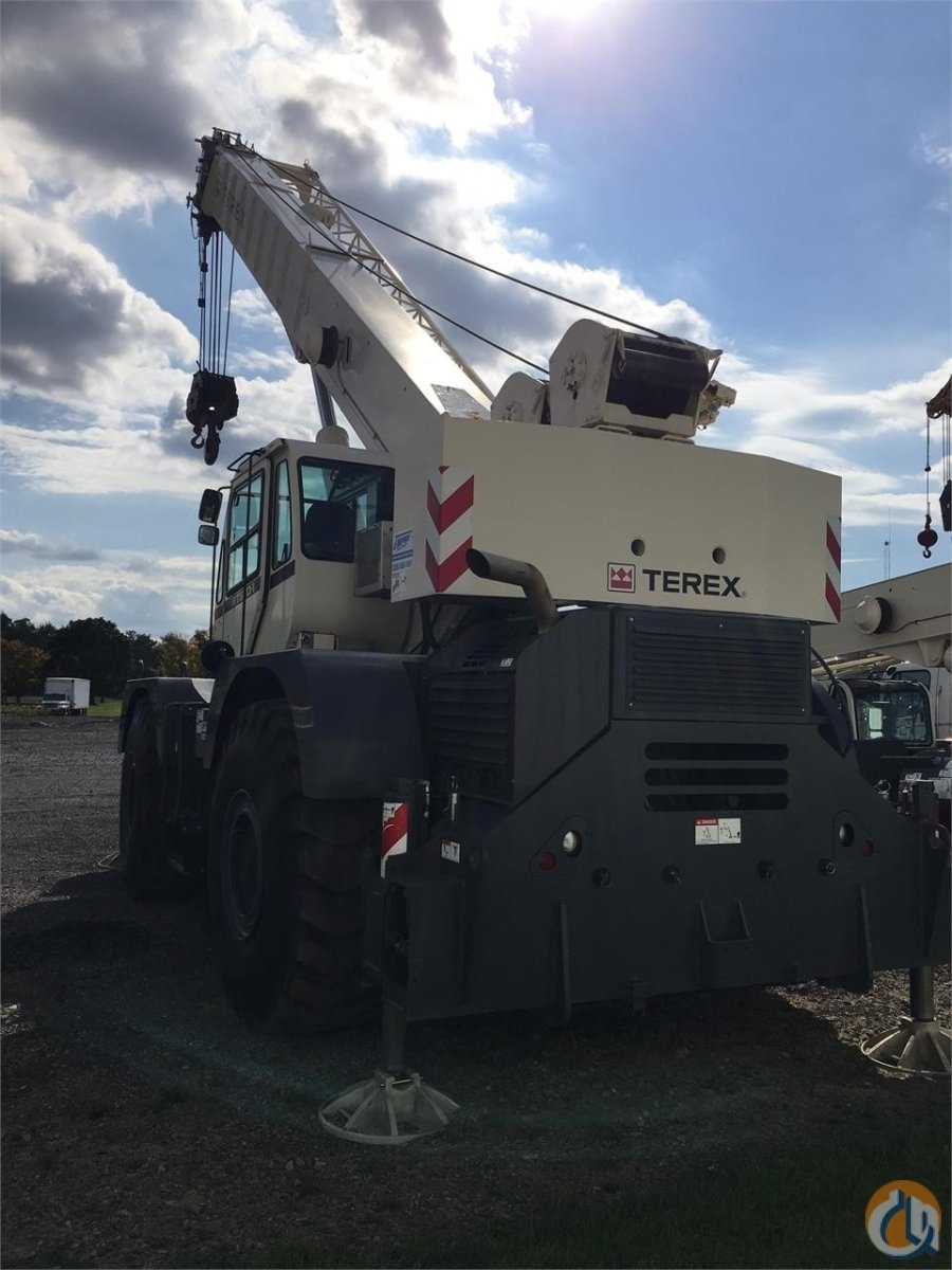 2013 TEREX RT670 Crane for Sale in North Syracuse New York on CraneNetwork.com