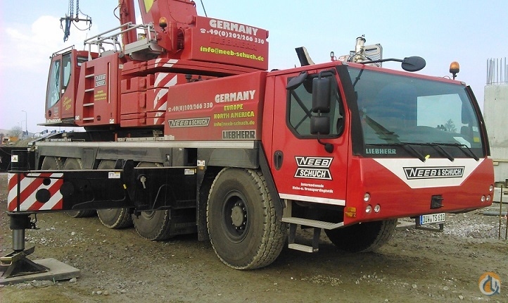 LTM 1130-5.1 Crane for Sale in Baltimore Maryland on CraneNetwork.com