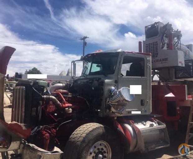 2013 National NBT55-128 Boom Truck (2013 Peterbilt 362) Crane for