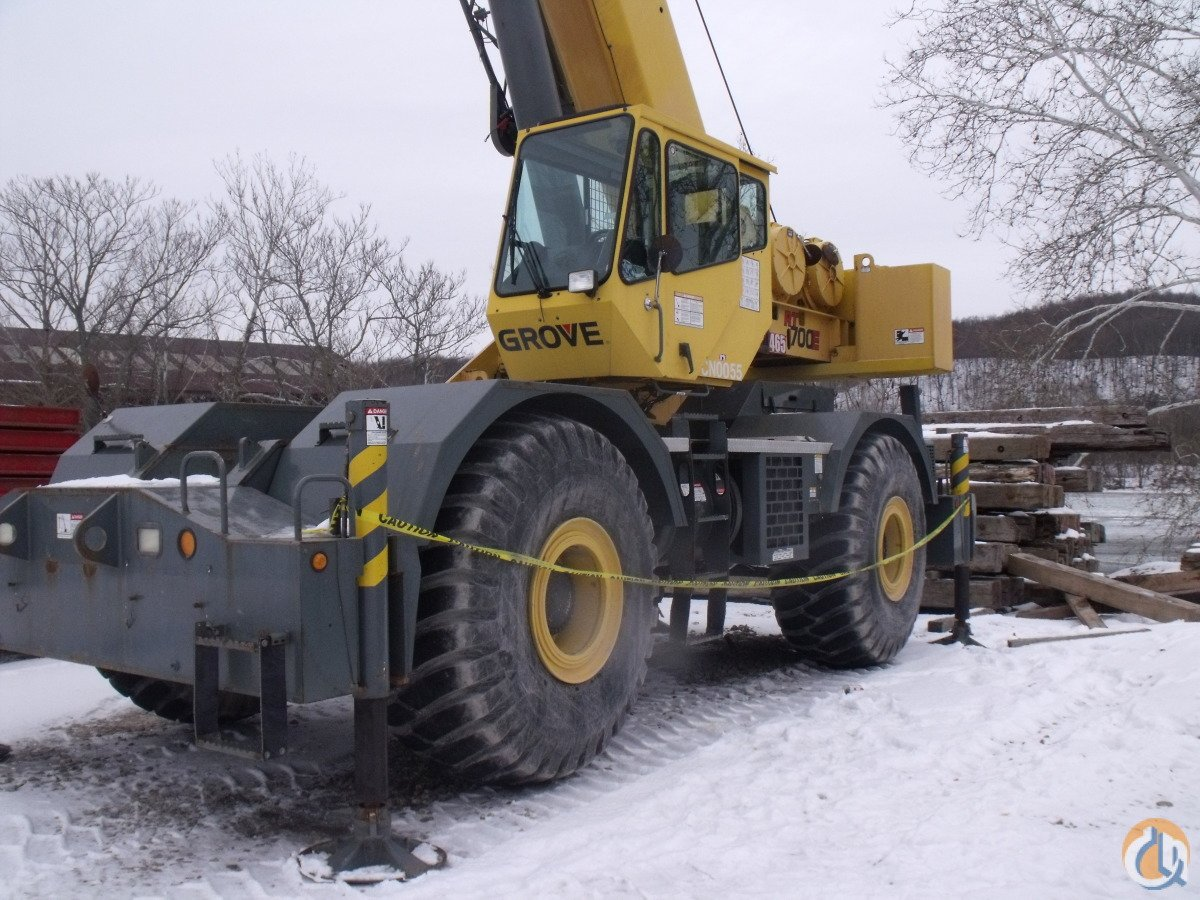 Grove RT750 For Sale Crane for Sale in Pittsburgh Pennsylvania on CraneNetworkcom