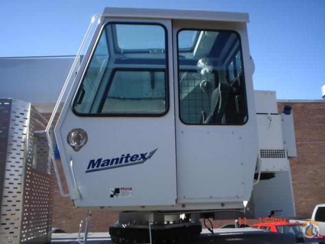 2014 MANITEX 30112S Crane for Sale or Rent in Bridgeview Illinois on CraneNetworkcom