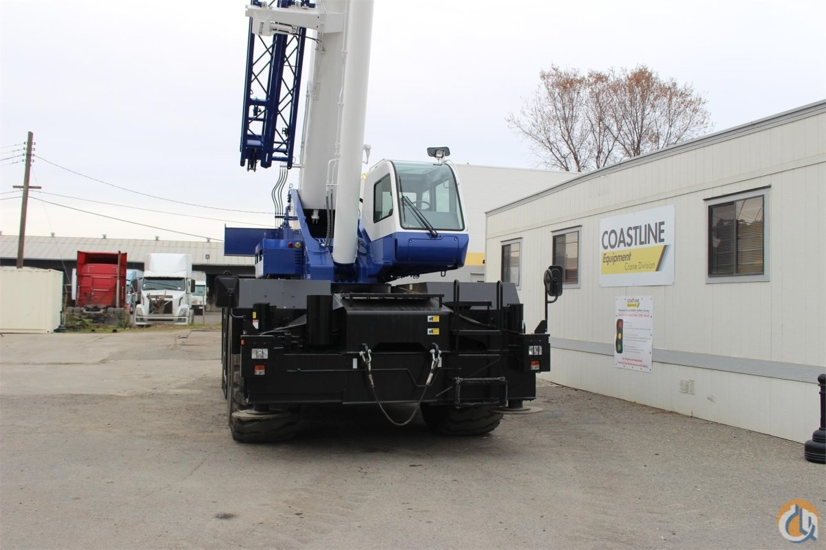 2017 TADANO GR750XL-3 Crane for Sale in Sacramento California on CraneNetwork.com