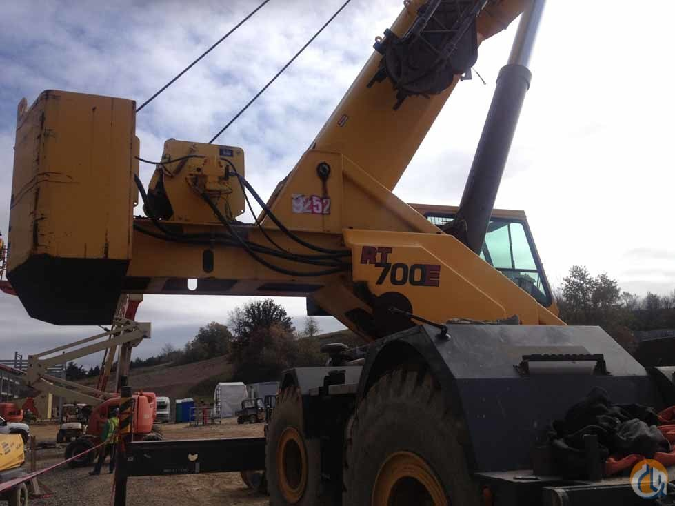 Grove RT760E For Sale Crane for Sale in Cleveland Ohio on CraneNetwork.com
