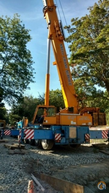 1996 DEMAG AC 435 Crane for Sale in Olympia Washington on CraneNetwork.com