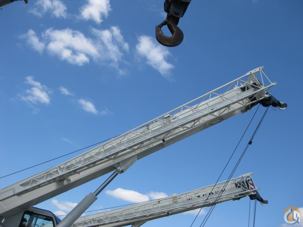 2013 Terex RT555-2 Crane for Sale on CraneNetworkcom