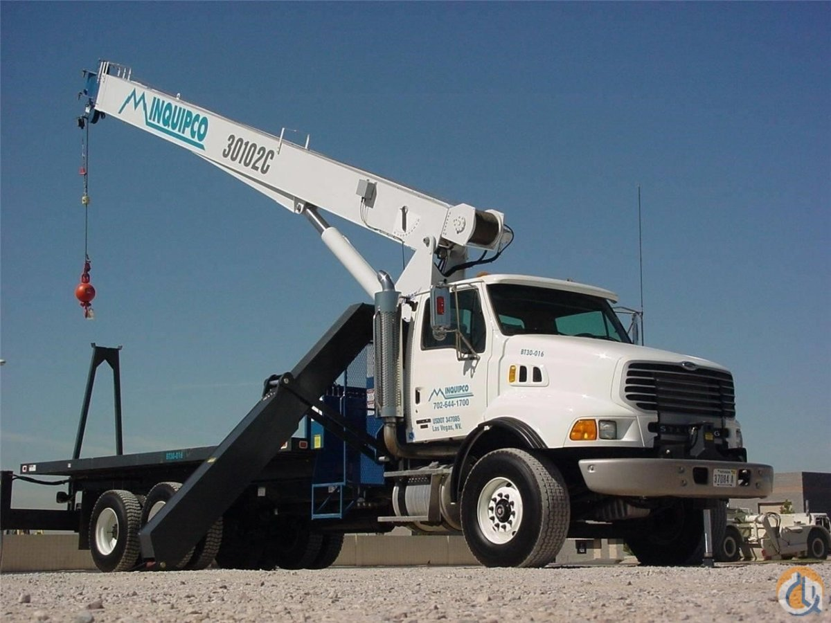2007 MANITEX 30102C Crane for Sale or Rent in Las Vegas Nevada on CraneNetwork.com