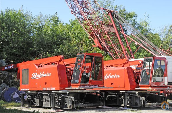 2000 Manitowoc 999 Series 3 Crane for Sale or Rent in Wilmington Massachusetts on CraneNetworkcom