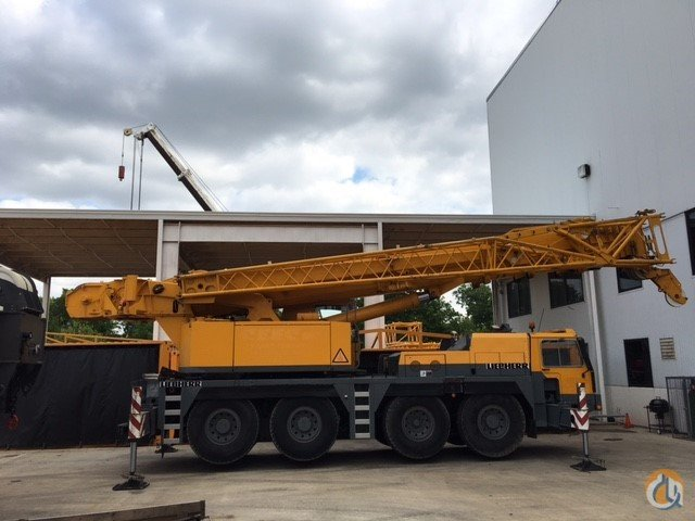 Sold 1999 LIEBHERR LTM 1090-2 Crane for  in Houston Texas on CraneNetwork.com