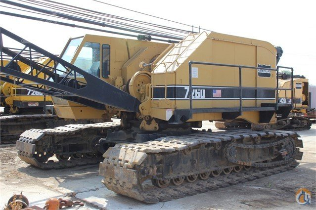 American 7260 Crane for Sale in Norwalk Iowa on CraneNetwork com
