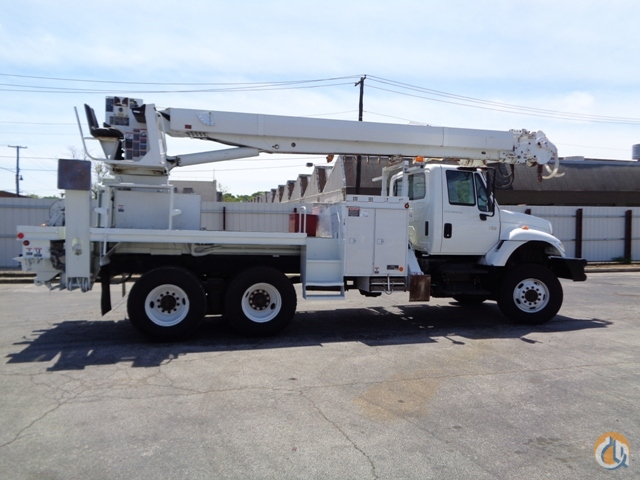 2006 ALTEC D3060-TR Crane for Sale in Birmingham Alabama on CraneNetworkcom