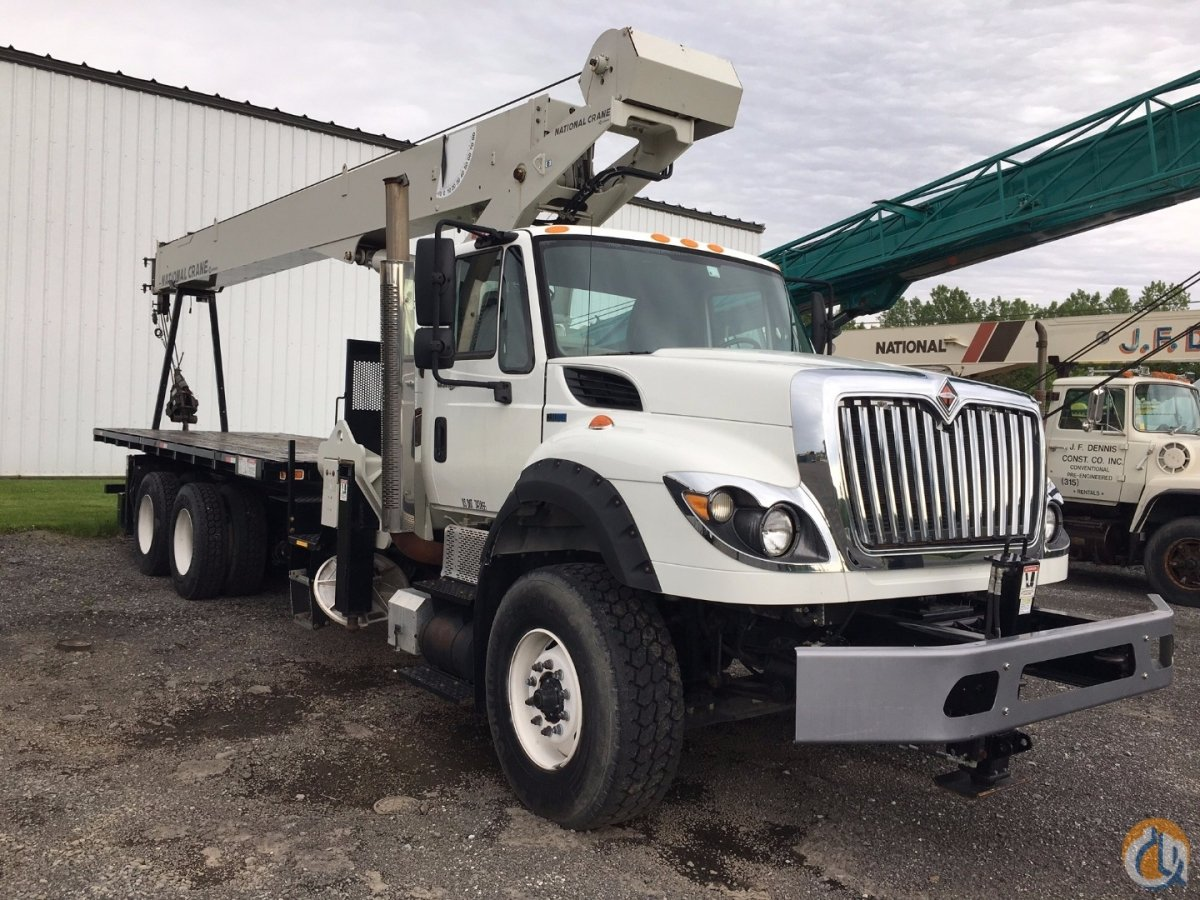 2012 National NBT30H Crane for Sale in Syracuse New York on CraneNetwork.com
