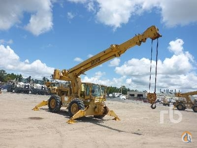 Sold GALION 150FA Crane for  in Humble Texas on CraneNetwork.com
