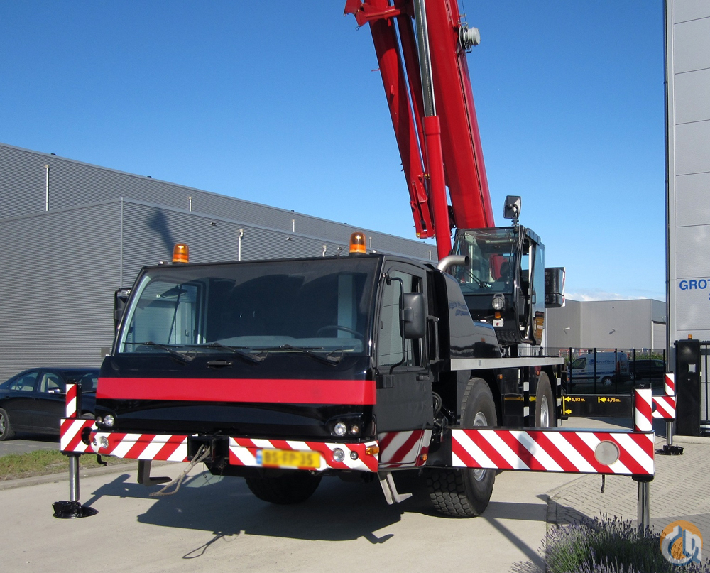 2006 Terex AC 35 Crane for Sale in South Holland South Holland on CraneNetwork.com