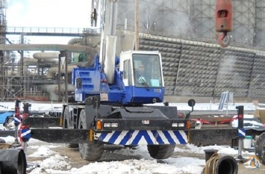 Sold Tadano TR-280XL Crane for  in Bridgeview Illinois on CraneNetwork.com