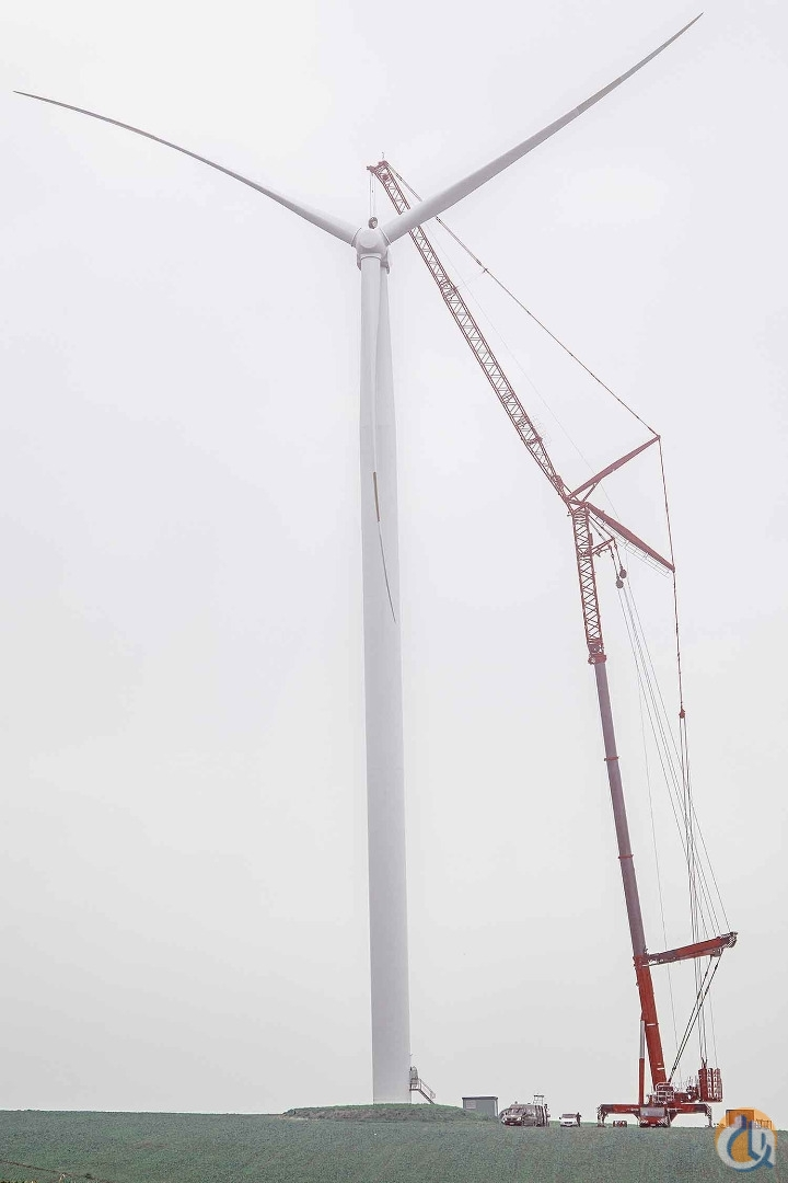 Liebherr LTM 1750-9.1 Crane for Sale on CraneNetwork.com