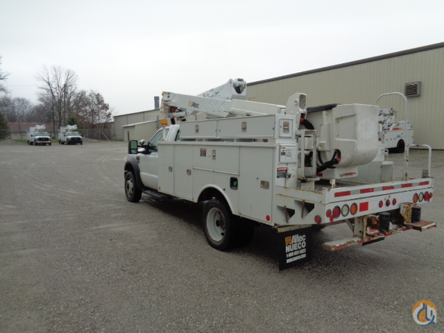 2009 Altec AT37-G Crane for Sale in Fort Wayne Indiana on CraneNetwork.com
