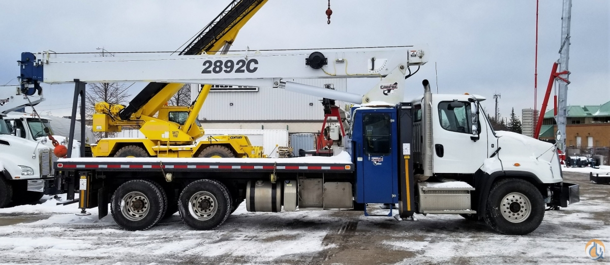 2019 MANITEX 2892C OD Crane for Sale or Rent in Oakville Ontario on CraneNetwork.com