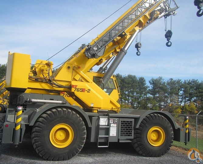 Unused RT765E  Take advantage of Sect179Bonus Depreciation Best offer over 400000 Crane for Sale or Rent in Shady Grove Pennsylvania on CraneNetworkcom