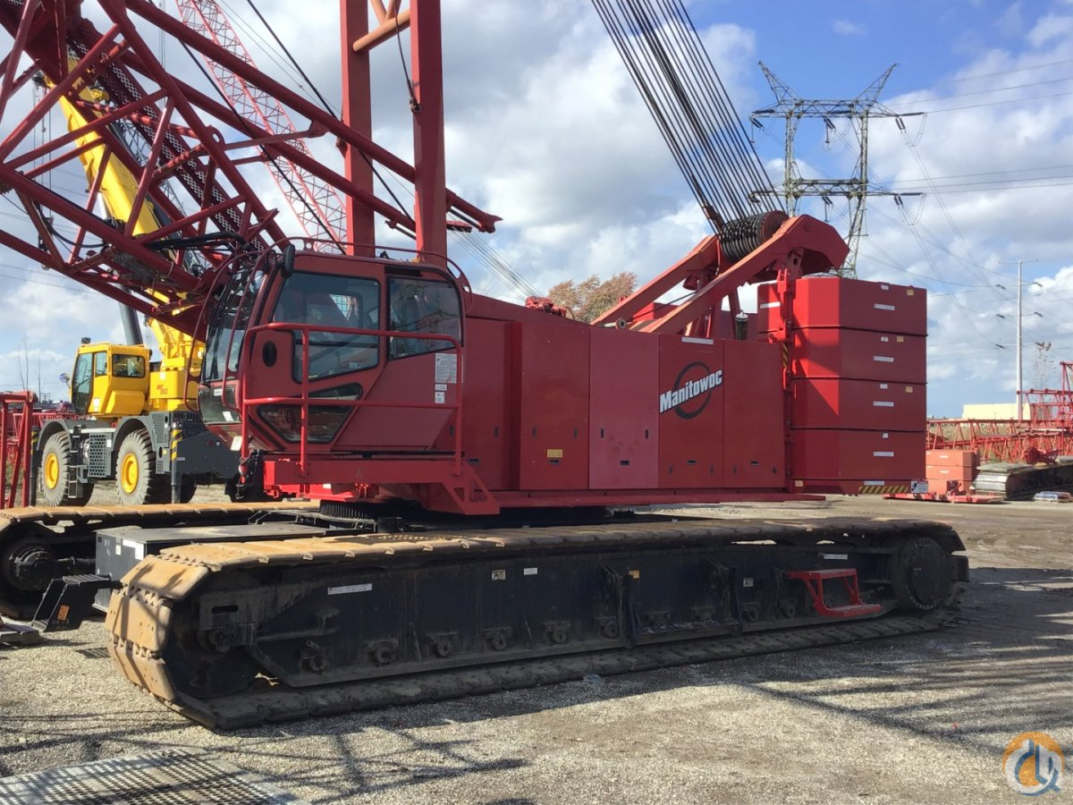 2007 Manitowoc 14000 Series 2 Crane for Sale in Cleveland Ohio on CraneNetwork.com