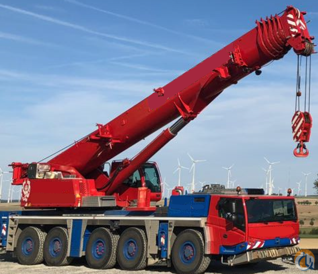 2016 Tadano ATF 200G-5 Crane for Sale in Houston Texas on CraneNetwork.com