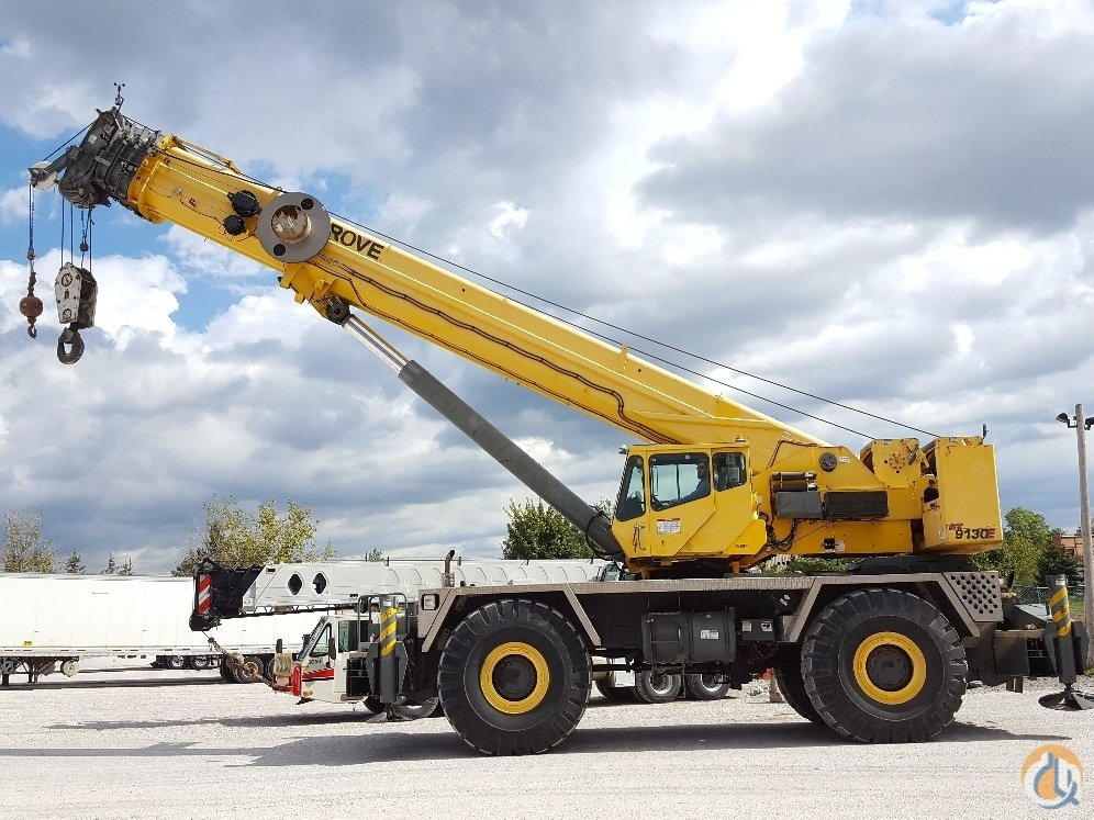 2002 Grove RT9130E Crane for Sale in Solon Ohio on CraneNetwork.com