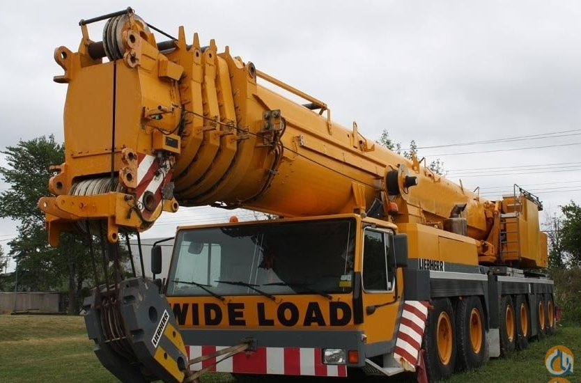 2002 LTM 1300-1 Crane for Sale in Bridgeview Illinois on CraneNetwork.com