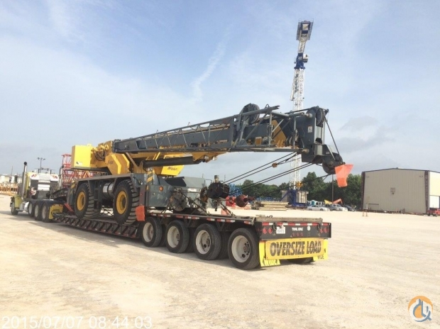 Grove RT650E Rough Terrain Cranes Crane for Sale Grove RT650E in Houston  Texas  United States 210518 CraneNetwork