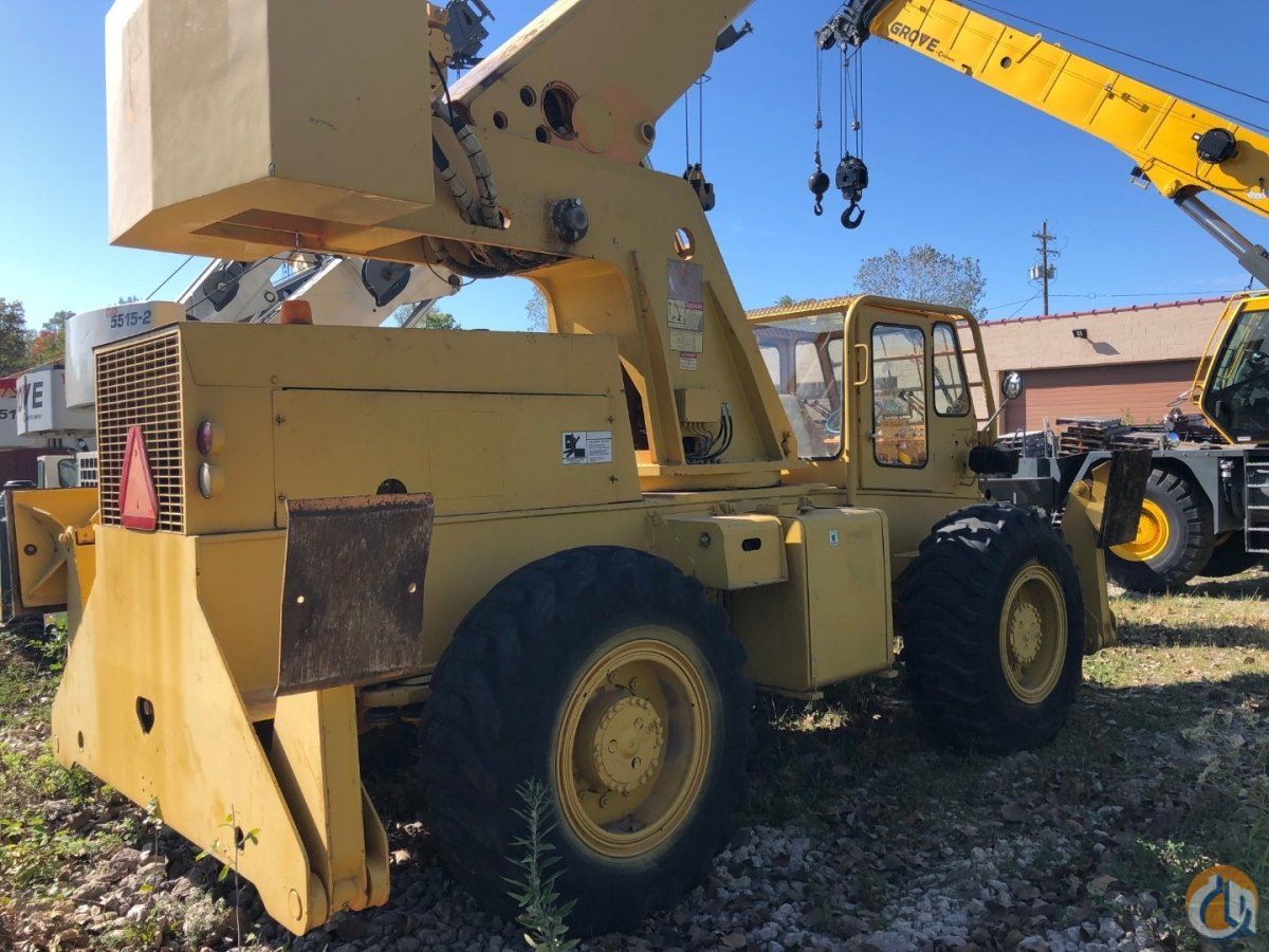 2006 BRODERSON RT300-2B Crane for Sale or Rent in Cleveland Ohio on CraneNetwork.com