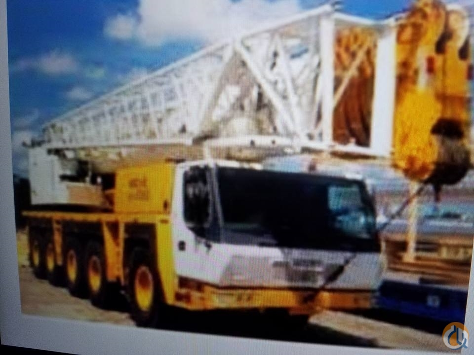 Sold 2006 GROVE GMK5165 GOOD PRICED Crane for  on CraneNetwork.com