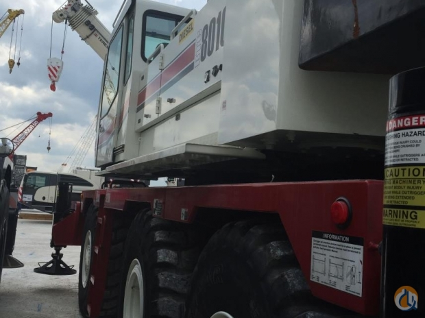 Link-Belt RTC80100 Crane for Sale in Houston Texas on CraneNetworkcom