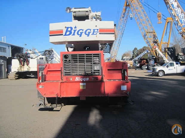Link-Belt RTC8065 Crane for Sale in San Leandro California on CraneNetworkcom
