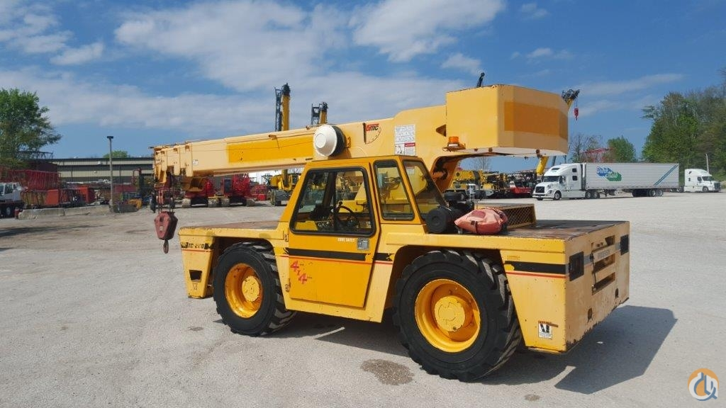 Sold 2007 Broderson IC200-3F Crane for  in Cleveland Ohio on CraneNetwork.com