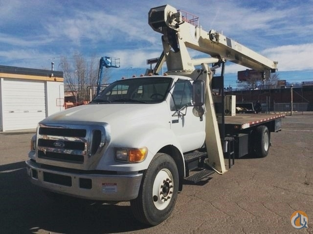 2007 National-Ford 571E Boom Truck CBJ823 Crane for Sale on CraneNetwork.com
