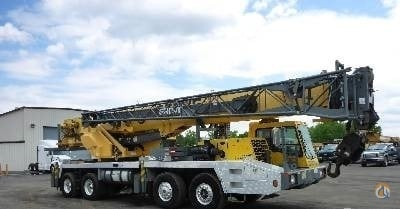 Sold 2007 Grove TMS700E Crane for  in Oakville Ontario on CraneNetwork.com