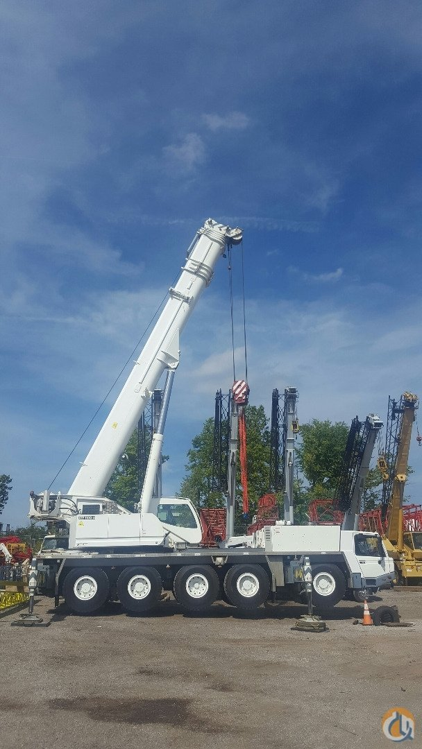 Sold 2007 Tadano ATF110G-5 Crane for  in Cleveland Ohio on CraneNetwork.com