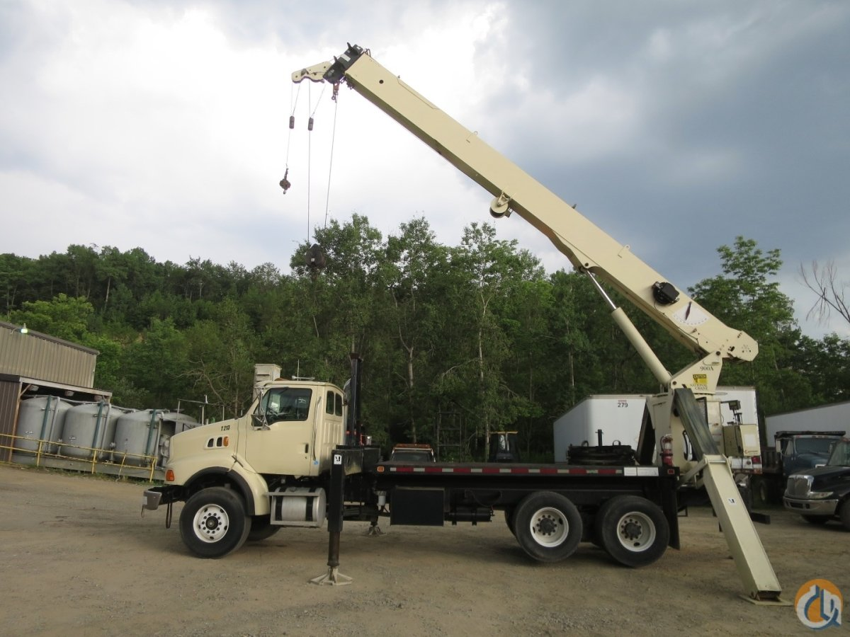 VERY LOW HOURS AND LOW MILES 2 WINCHES Crane for Sale on CraneNetwork.com