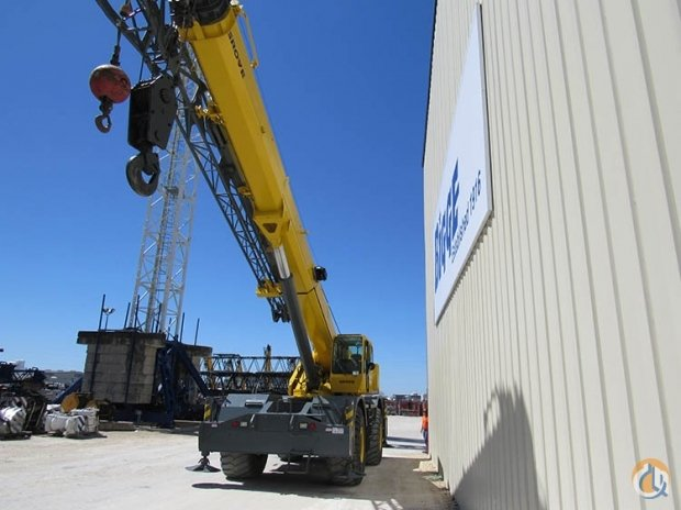 2007 GROVE RT875E Crane for Sale in Houston Texas on CraneNetworkcom