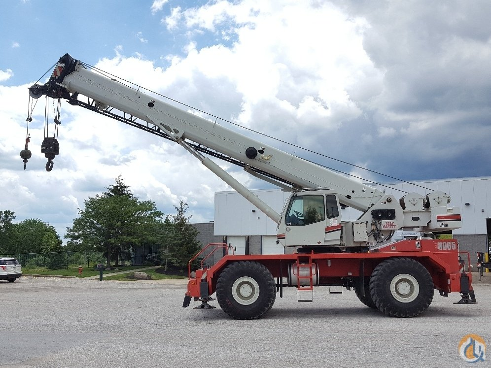 Link Belt RTC-8065 SII Crane for Sale in Solon Ohio on CraneNetwork.com