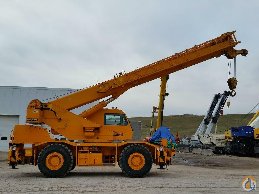 2008 Tadano GR300XL Crane for Sale on CraneNetwork.com