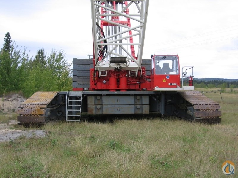 LIEBHERR LR1450-K FOR SALE Crane for Sale in Fort McMurray Alberta on CraneNetworkcom