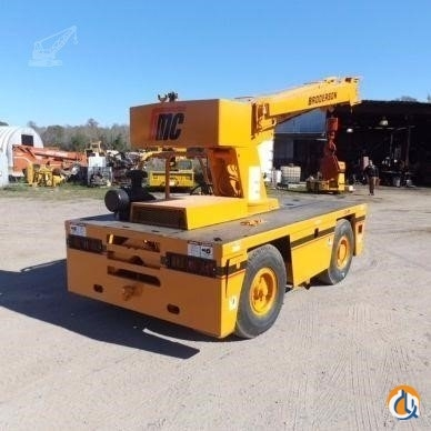 2009 BRODERSON IC-80-2H Crane for Sale in Callahan Florida on CraneNetwork.com