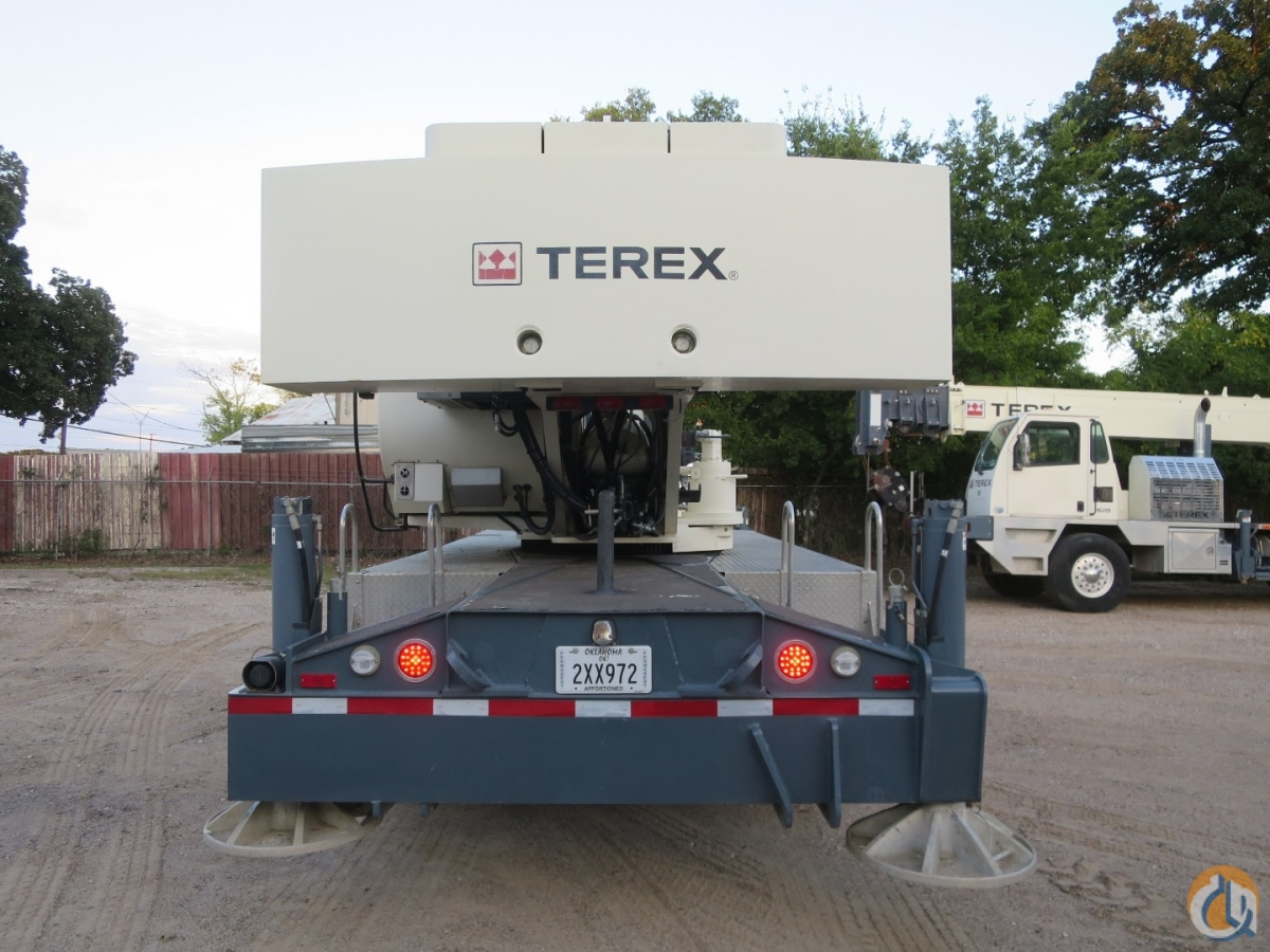 2011 TEREX T340-1 Crane for Sale in Dallas Texas on CraneNetwork.com