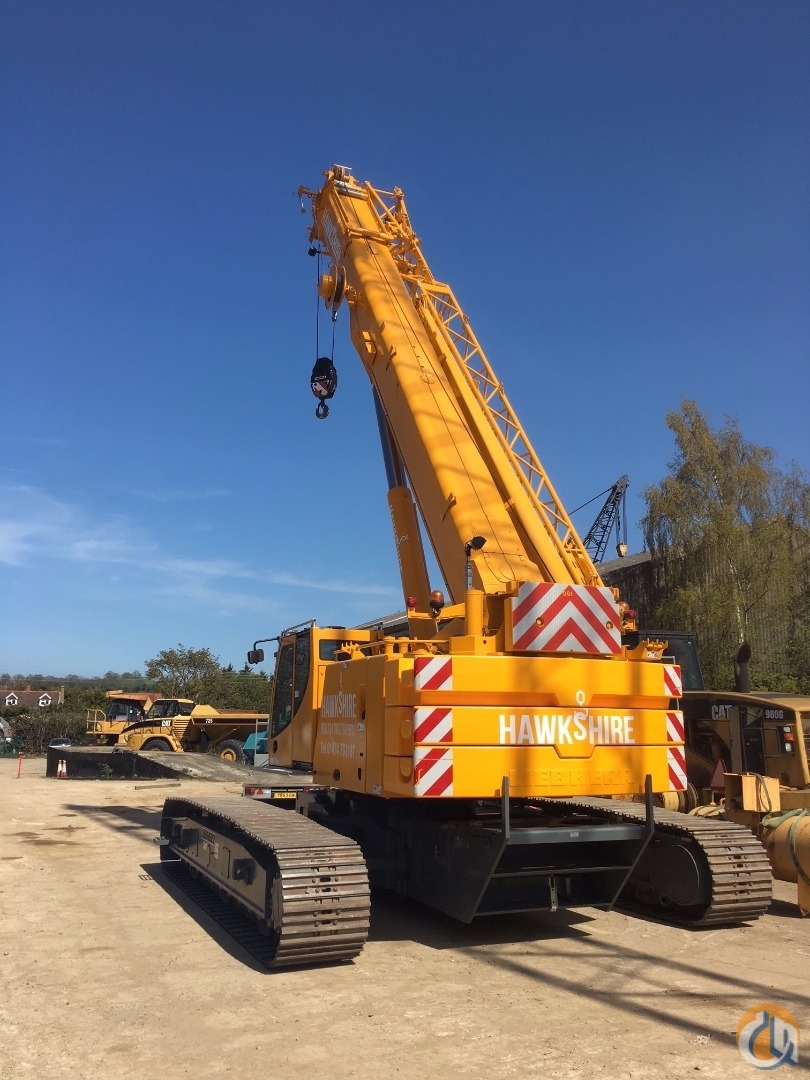 2012 - Liebherr LTR1060 Crane for Sale in London England on CraneNetwork.com