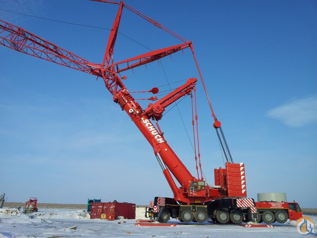 DEMAG AC 500-2   2011 Crane for Sale on CraneNetwork.com