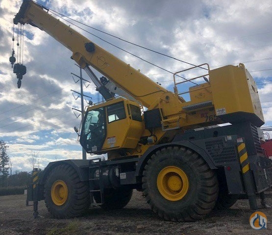 2013 GROVE RT765E-2 Crane for Sale or Rent in Cleveland Ohio on CraneNetwork.com