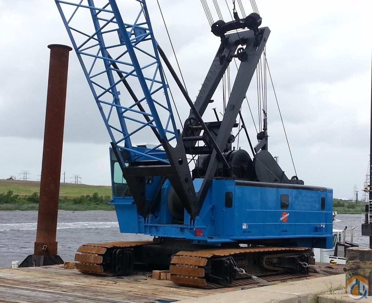 1978 Manitowoc 4600 SIII complete remanufacture in 2013 Crane for Sale on CraneNetwork.com