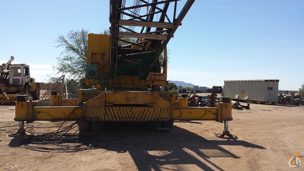 1979 Lorain MC790 Lattice Boom Truck Crane Crane for Sale in Florence Arizona on CraneNetwork.com