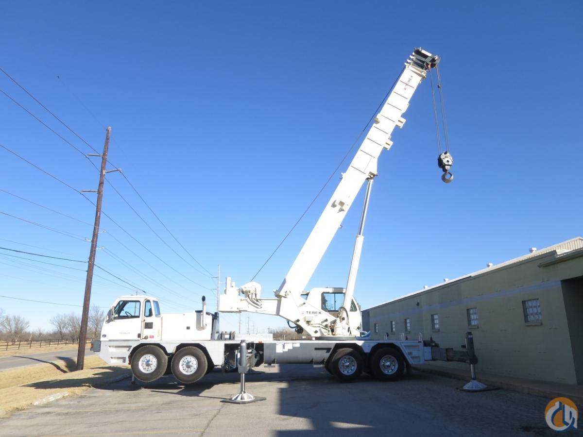 terex t780 low hours and low miles close to new condition cummins rh cranenetwork com 10417 Radiator Hoses for Terex Crane Mobile Cranes Terex Controls
